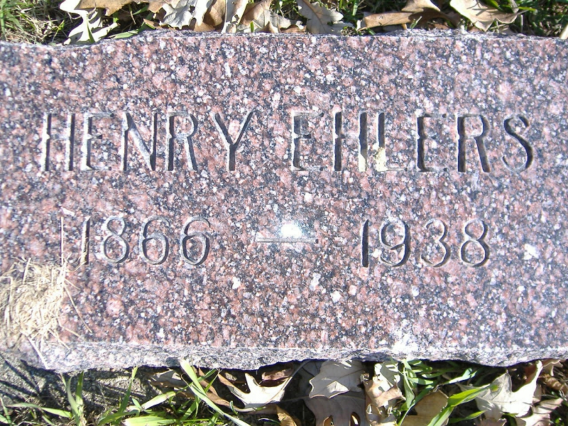 tombstone tuesday henry ehlers 18661938 187 climbing my